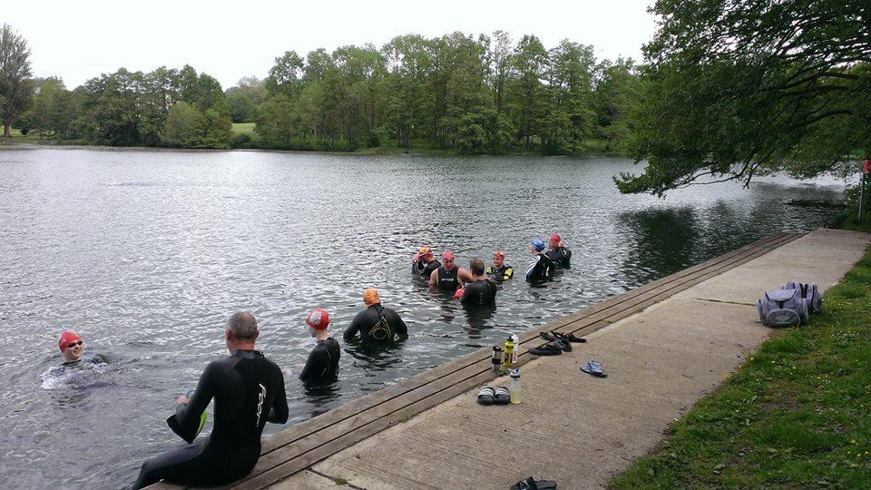 Adult Lake Swim