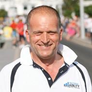 Brian Butler Team Cherwell Coach