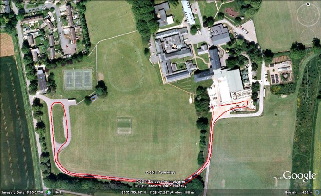 Sidford Triathlon Bike Loop