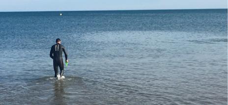 SVB Training Swim
