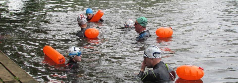 juniors lake swim